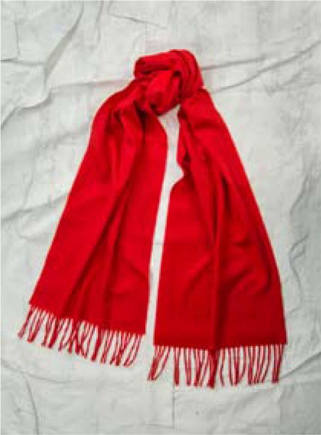 Colour: Regal Red