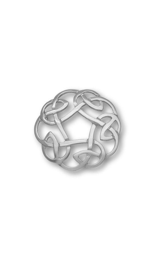 Celtic Brooch B268 Front
