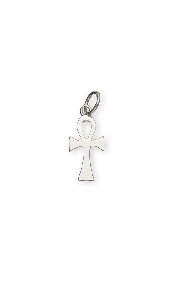 Crosses Charm C104 Front