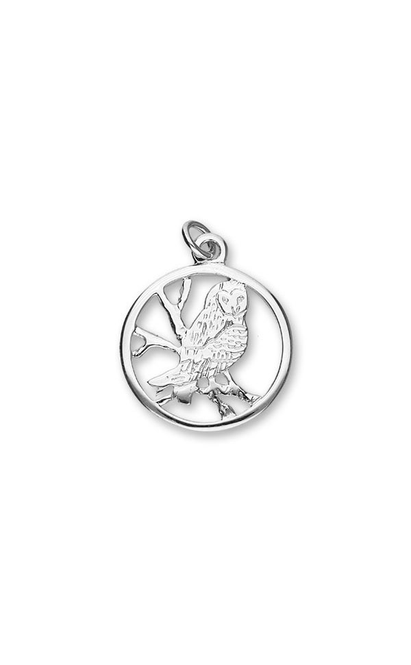 Nature in Flight Charm C116 Front