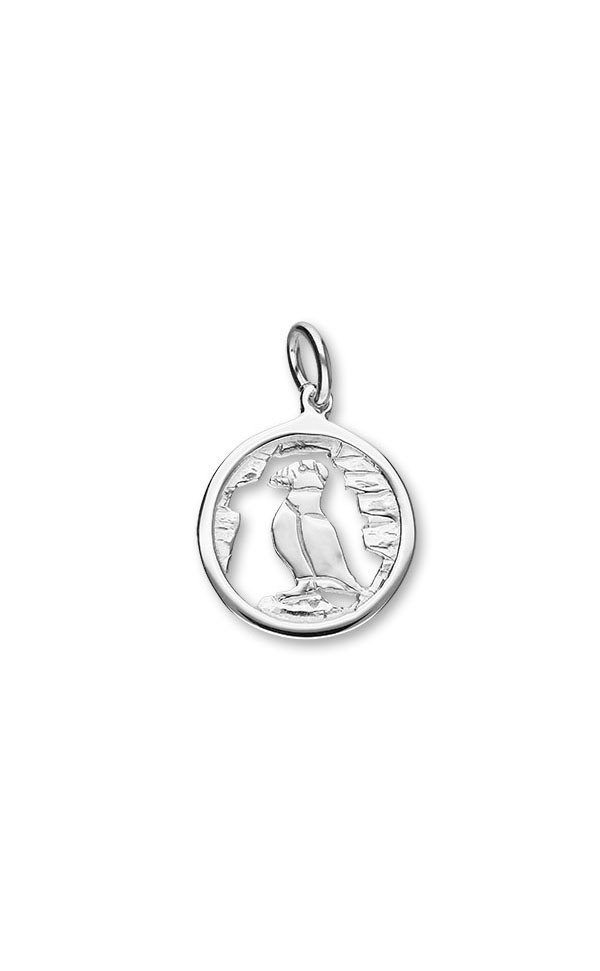 Nature in Flight Charm C138 Front