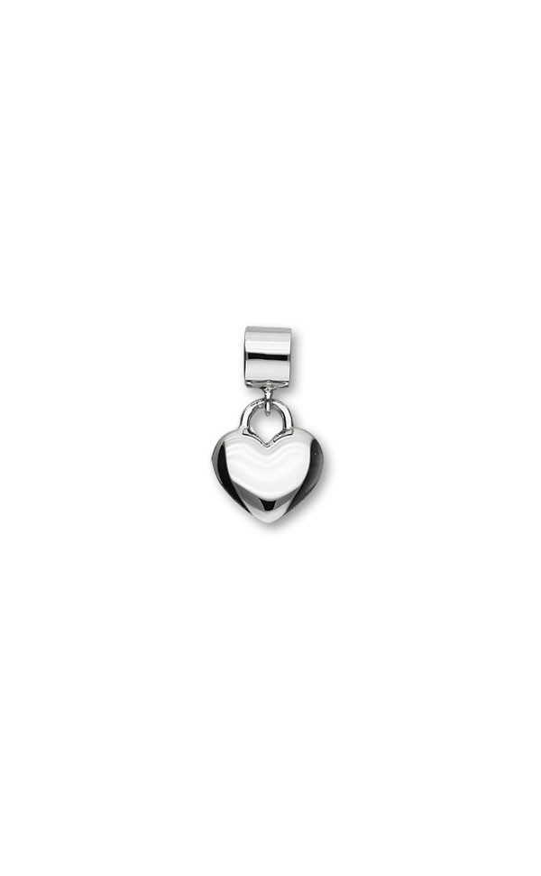 Hearts Charm C301 Front