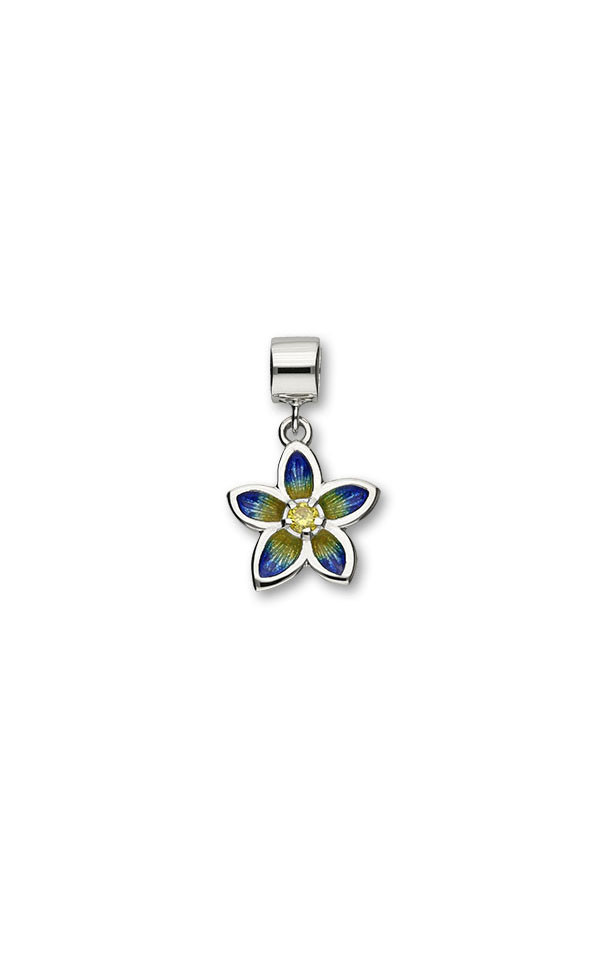 Happy Valley Pansy Charm EC4 Front