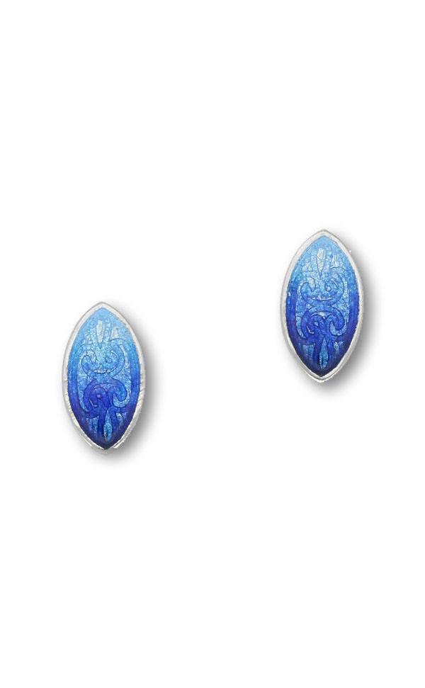 Alba Stud Earrings EE425 Front