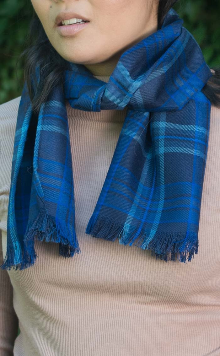 Tartan: House of Merchiston Modern