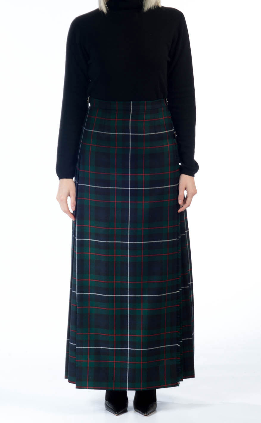 Hostess Skirt Tartan Clan By Scotweb