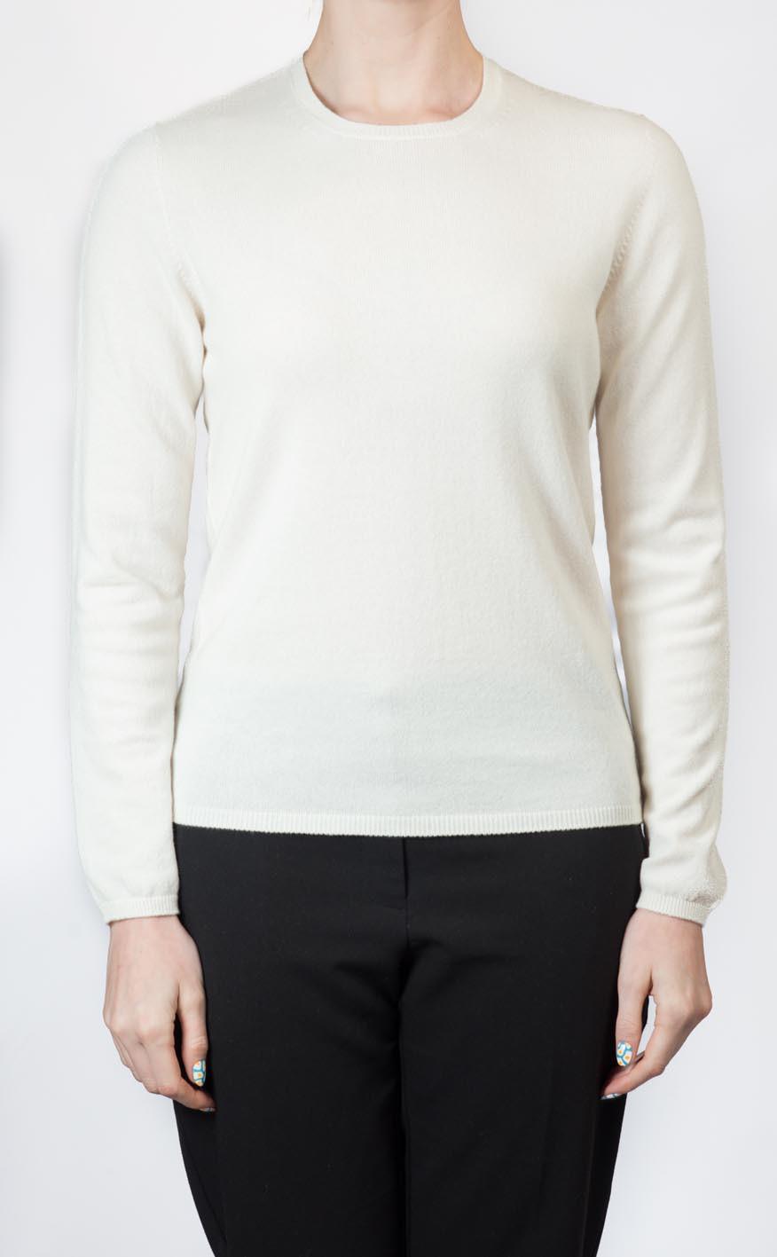 Cashmere Crew Neck Sweater | CLAN by Scotweb