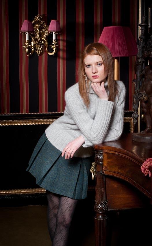 tartanmill-box-pleat-tweed-mini-skirt-1