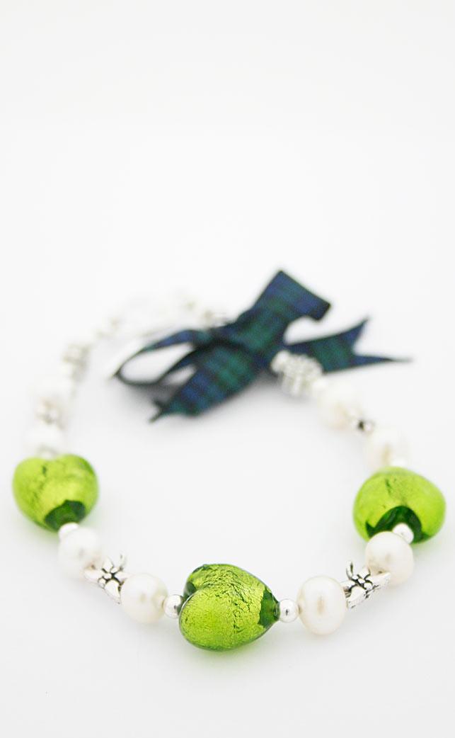 Emerald & Black Watch