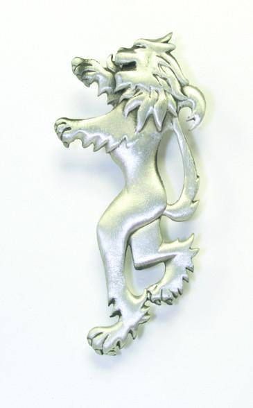 Rampant Lion Kilt Hebilla para cintur/ón
