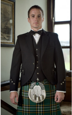 Made to Measure Irish Kilkenny Jacket and Vest