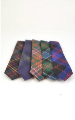 Classic Tartan Tie, Medium Weight