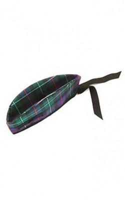 Tartan Glengarry Hat