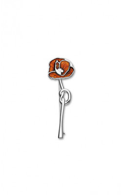 Poppies Brooch ‑ EB113