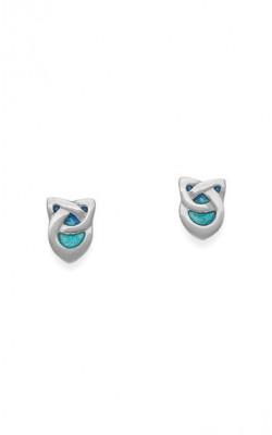 Archibald Knox Stud Earrings ‑ EE74