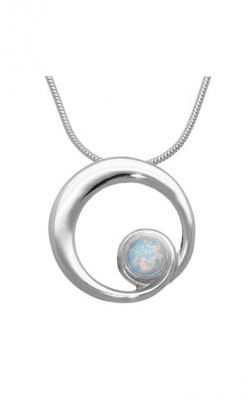 Birthstones Pendant ‑ October ‑ SP278