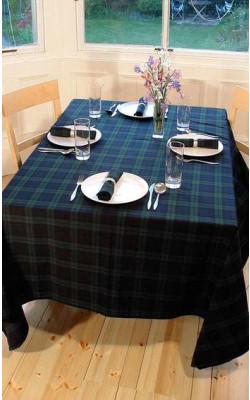 Rectangular Tartan Tablecloth