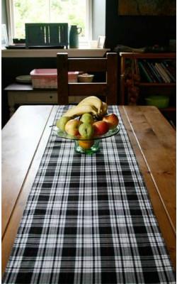 Tartan Table Runner