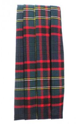 Luxury Wool Tartan Cummerbund