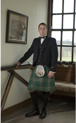 Kilkenny Irish Kilt Outfit
