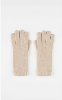 Ladies Luxury Scottish Cashmere Gloves With Short Cuff