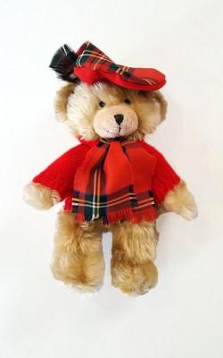Hamish the Teddy Bear