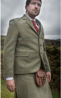 Full Tweed Day Outfit