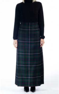 Hostess Skirt, tartan