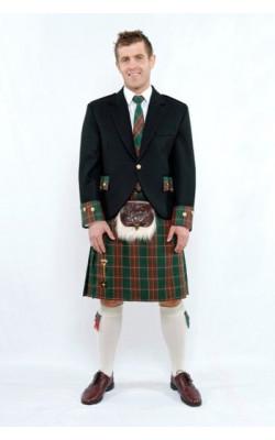 Welsh Argyle Jacket