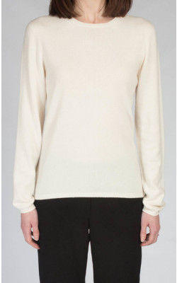Luxury Scottish Cashmere Sweater, Crew Neck