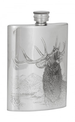Roaring Stag 6oz Flask