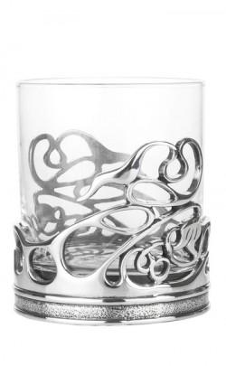 Never Ending Swirl Whisky Tumbler