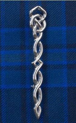 Argyll Interlace Kilt Pin