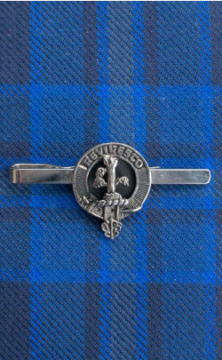 Clan Crest Tie Bar