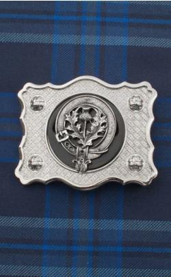Clan Crest Buckle
