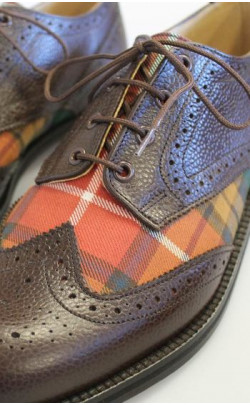 Tartan Country Brogues