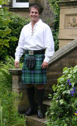 Seven Yard Traditional Kilt