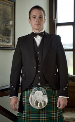 Irish Kilkenny Jacket and Vest