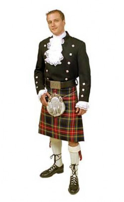 Made to Measure Montrose Doublet