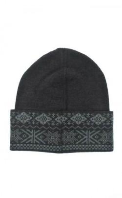 Fair Isle Reverse Hat