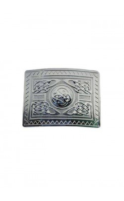 Highland Swirl Belt Buckle