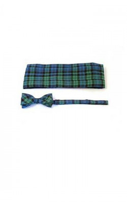 Essential Scotweb Cummerbund & Bow Tie Set