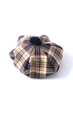 Essential Scotweb Tartan Tam