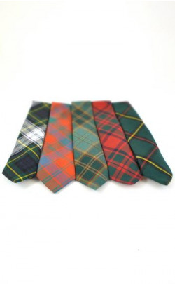 Classic Tartan Tie, lightweight