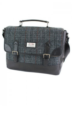 Harris Tweed Berneray Briefcase