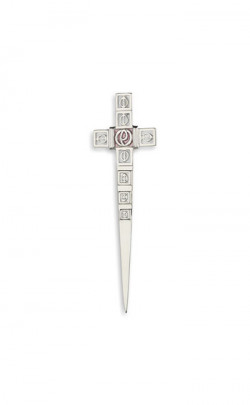 Charles Rennie Mackintosh Kilt Pin ‑ EB109