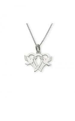 Luckenbooth Pendant ‑ P129