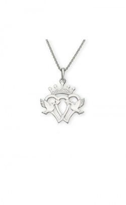Luckenbooth Pendant ‑ P137
