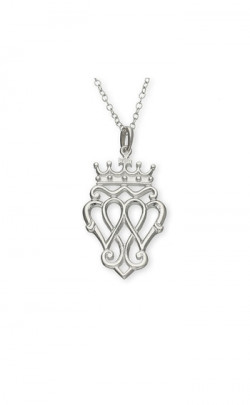 Luckenbooth Pendant ‑ P171