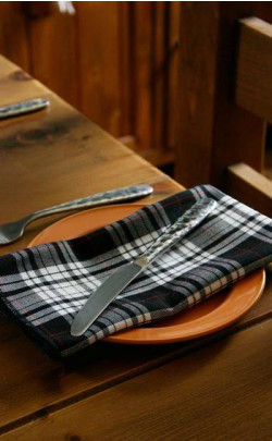 Tartan Napkins (Set of 4)